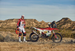 Laia Sanz GasGas Dakar 2021 previo (7)