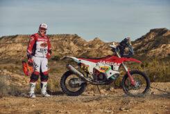 Laia Sanz GasGas Dakar 2021 previo (8)