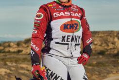 Laia Sanz GasGas Dakar 2021 previo (9)