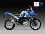 Suzuki SV650 Raid
