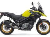Suzuki V Strom 650xt 2020 amarilla