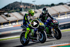 Valetino Rossi Lewis Hamilton Valencia 2019 39Play