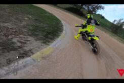 Video vuelta onboard circuito VR46 Flat track Rancho Valentin Rossi 5