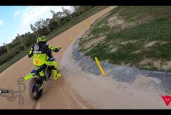 Video vuelta onboard circuito VR46 Flat track Rancho Valentin Rossi 7