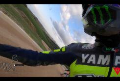 Video vuelta onboard circuito VR46 Flat track Rancho Valentin Rossi 8