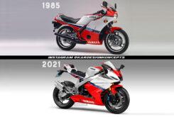 Yamaha RD350 2021 kardesign