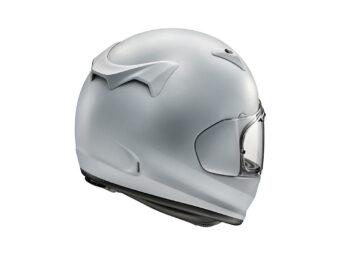 casco arai profile v blanco rear