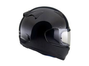 casco arai profile v negro rear