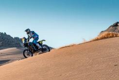 Andrew Short Yamaha Dakar 2021