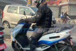 BikeLeaks Suzuki burgman electrico 1