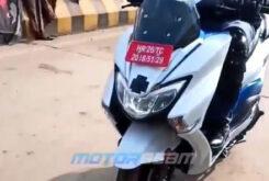 BikeLeaks Suzuki burgman electrico 2
