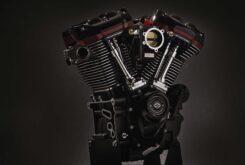 Harley Davidson Big Twin V motor 1