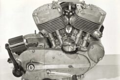 Harley Davidson Big Twin V motor 2
