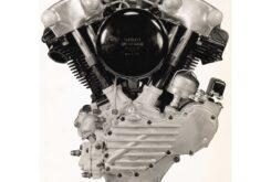 Harley Davidson Big Twin V motor 4