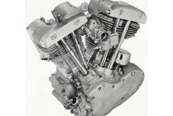 Harley Davidson Big Twin V motor 5