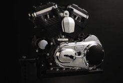 Harley Davidson Big Twin V motor 6