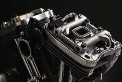 Harley Davidson Big Twin V motor 7