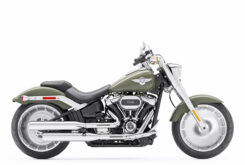 Harley Davidson Fat Boy 114 2021