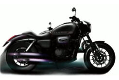Harley Davidson QuianJiang china