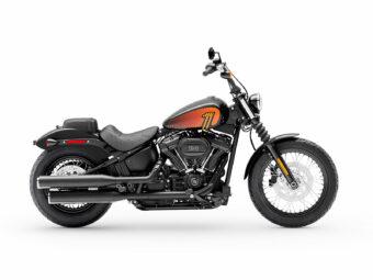 Harley Davidson Street Bob 114 2021 (1)