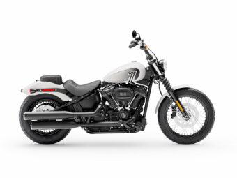 Harley Davidson Street Bob 114 2021 (2)