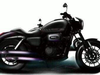Harley Davidson china
