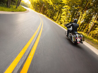 Harley Davidson touring 2021