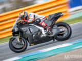 Honda RC213V 2021 Test Jerez Stefan Bradl (7)