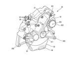 Honda electrica bikeleaks patente