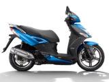KYMCO Agility City 125 2021 azul (2)