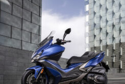 KYMCO Xciting S 400 2021 ambiente (1)