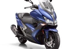 KYMCO Xciting S 400 2021 azul (2)
