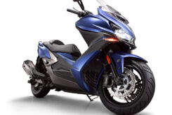 KYMCO Xciting S 400 2021 azul (3)