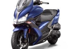KYMCO Xciting S 400 2021 azul (4)