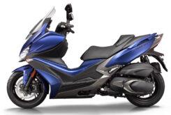 KYMCO Xciting S 400 2021 azul (7)