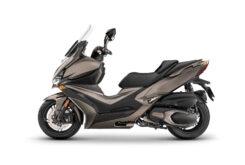 KYMCO Xciting S 400 2021 marron (4)