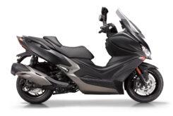 KYMCO Xciting S 400 2021 negro (1)