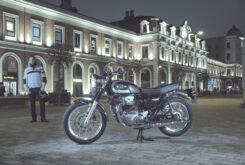 Kawasaki W800 2021 detalles 1