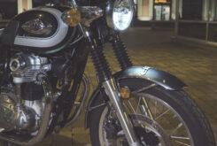 Kawasaki W800 2021 detalles 14
