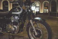 Kawasaki W800 2021 detalles 15
