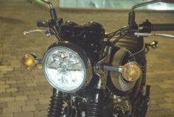 Kawasaki W800 2021 detalles 20