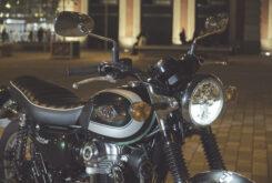 Kawasaki W800 2021 detalles 5