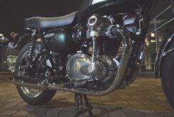 Kawasaki W800 2021 detalles 7
