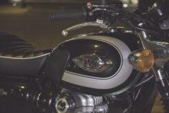 Kawasaki W800 2021 detalles 9