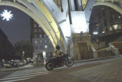 Kawasaki W800 2021 prueba 2