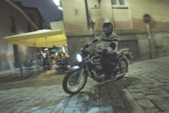 Kawasaki W800 2021 prueba 7