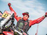 Kevin Benavides Campeon Dakar 2021