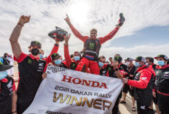 Kevin Benavides victoria Dakar 2021