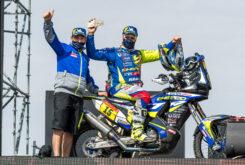 Lorenzo Santolino Dakar 2021