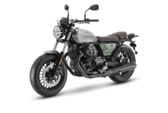Moto Guzzi V9 Bobber Centenario 2021 (1)
